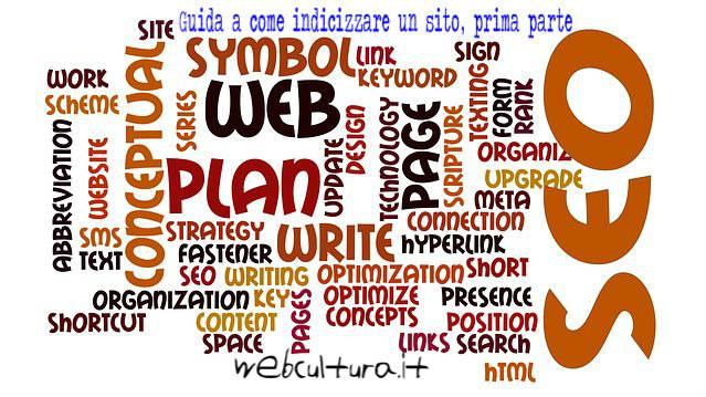 Come indicizzare un sito webcultura
