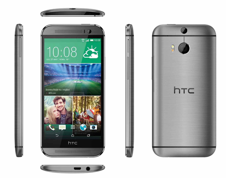 migliori smartphone android htc m8