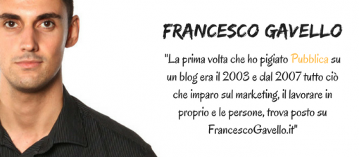 Francesco Gavello