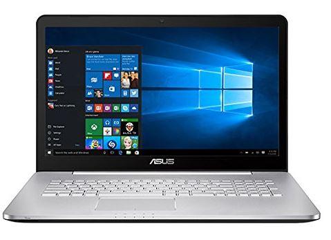 miglior notebook sopra i 1000 euro Asus N752VX-GC132T