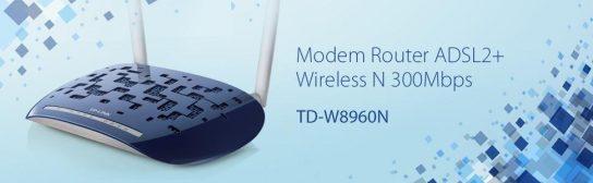 TP-LINK TD-W8960N