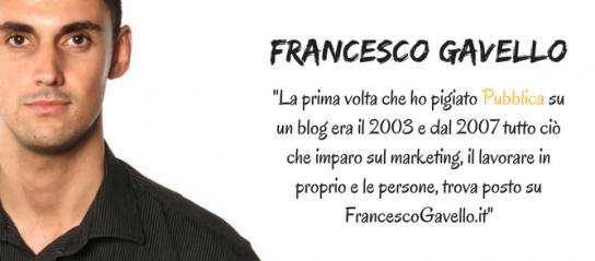 Francesco Gavello